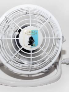 Ventilatore da scrivania con presa usb