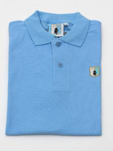 Polo sky blue junior