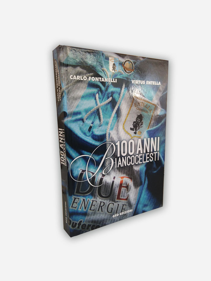 LIBRO DEL CENTENARIO + DVD - Virtus Entella Store