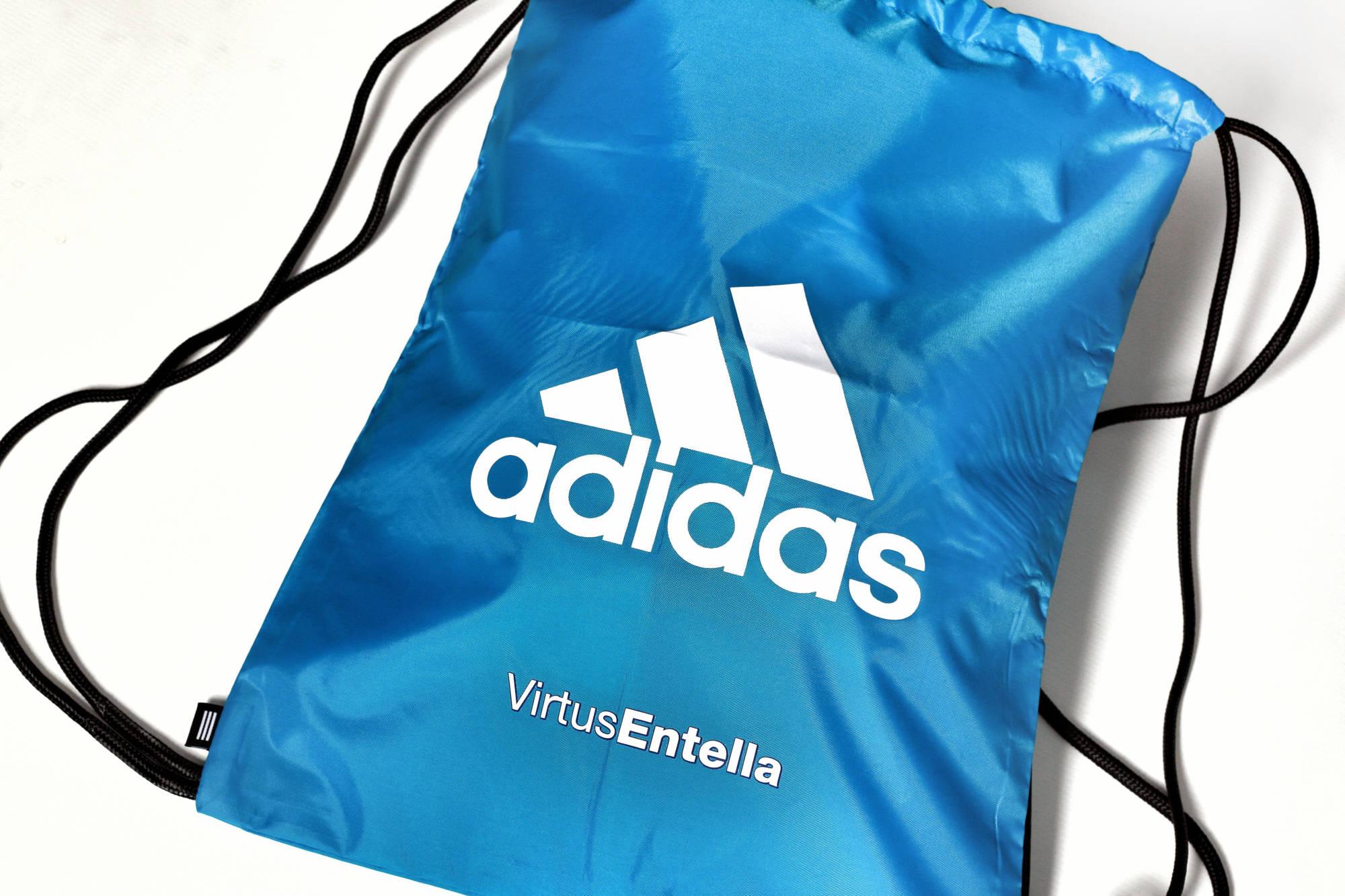 Portascarpe Adidas Celeste - Virtus Entella Store