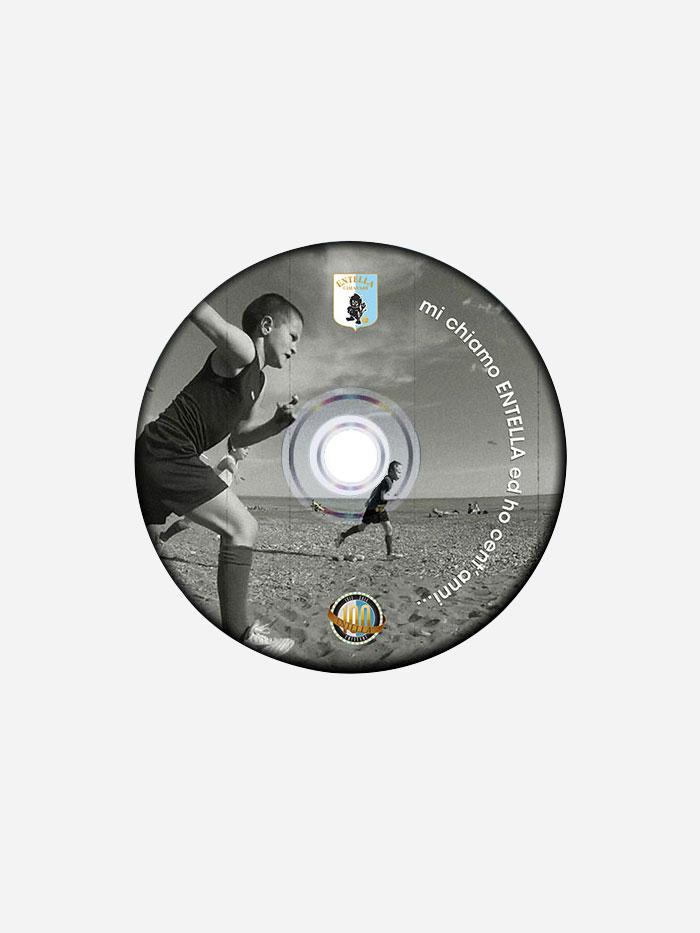 "DVD ""MI CHIAMO ENTELLA ED HO 100 ANNI"" - Virtus Entella Store"