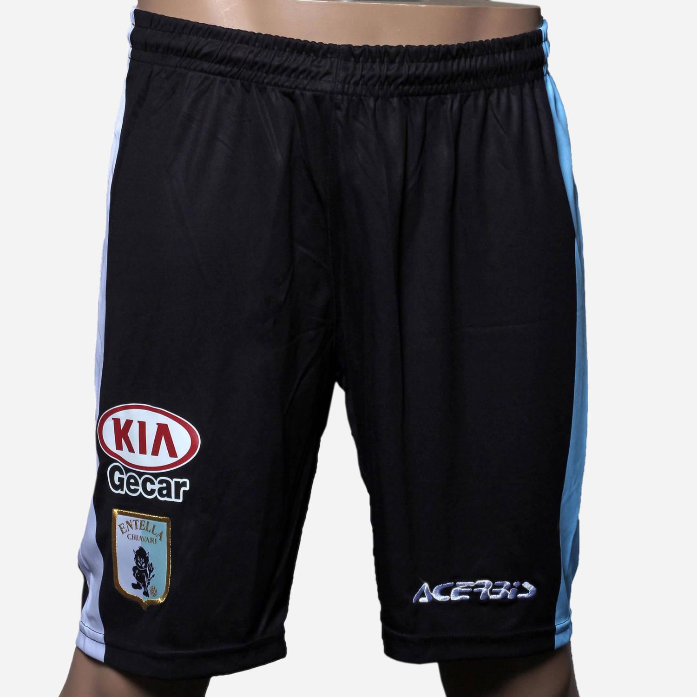 Pantaloncini nero da gara ufficiali stag. 2017/18 - Virtus Entella Store