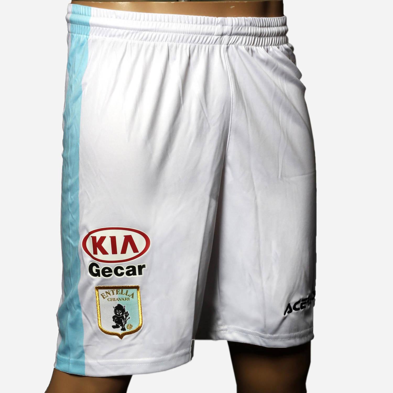 Pantaloncini biancoceleste da gara ufficiali stag. 2017/18 - Virtus Entella Store