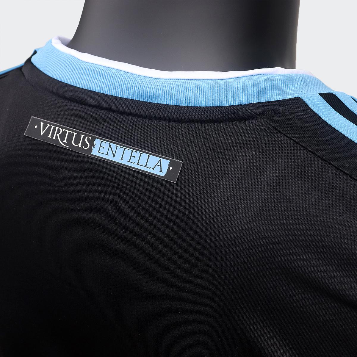 MAGLIA ufficiale stag. 2018/19 adidas NERA (DIVISA DA TRASFERTA) - Virtus Entella Store