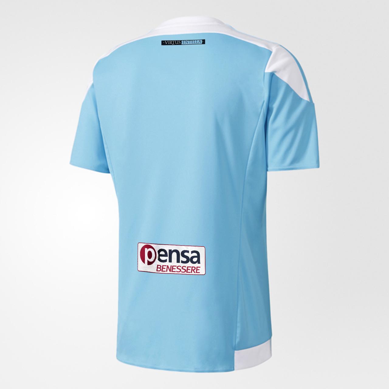 MAGLIA ufficiale stag. 2018/19 adidas Biancoceleste (PRIMA DIVISA) - Virtus Entella Store