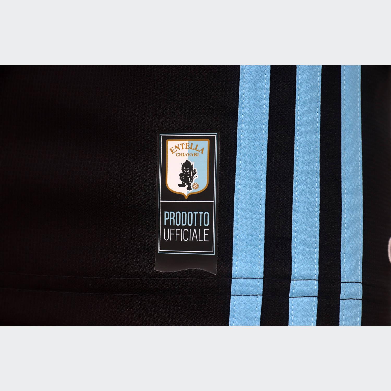 Pantaloncino ufficiale stag. 2018/19 adidas nero (divisa da trasferta) - Virtus Entella Store
