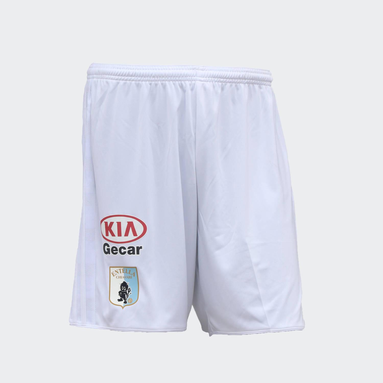 Pantaloncino ufficiale Serie B stag. 2019/20 adidas Biancoceleste (prima divisa) - Virtus Entella Store