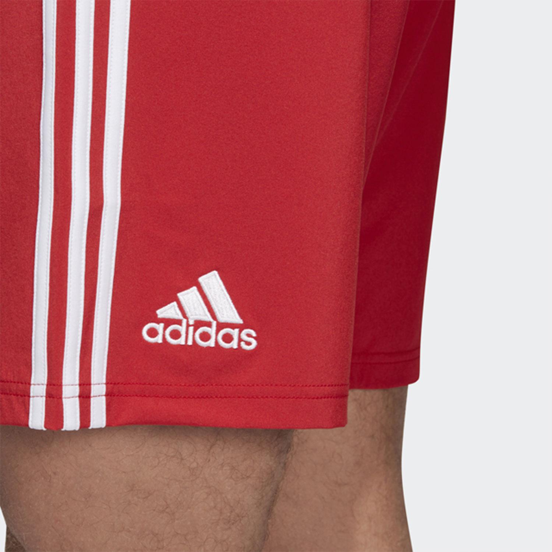 Pantaloncino ufficiale stag. 2018/19 adidas rosso (terza divisa) - Virtus Entella Store