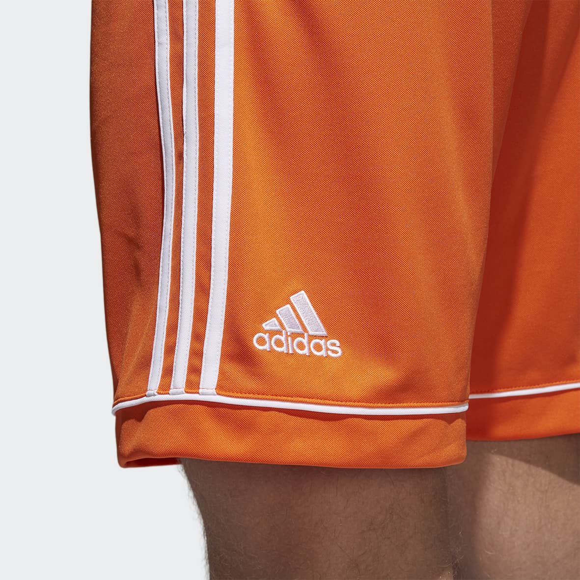 "SHORTS ADIDAS ""3S"" ARANCIONE - Virtus Entella Store"