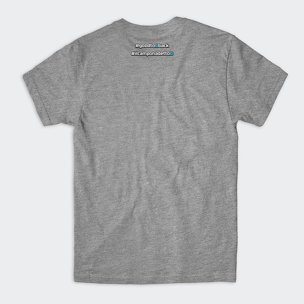 T-Shirt celebrativa promozione Serie B - Virtus Entella Store
