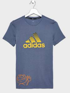 T-SHIRT ADIDAS JR. TECH-INK