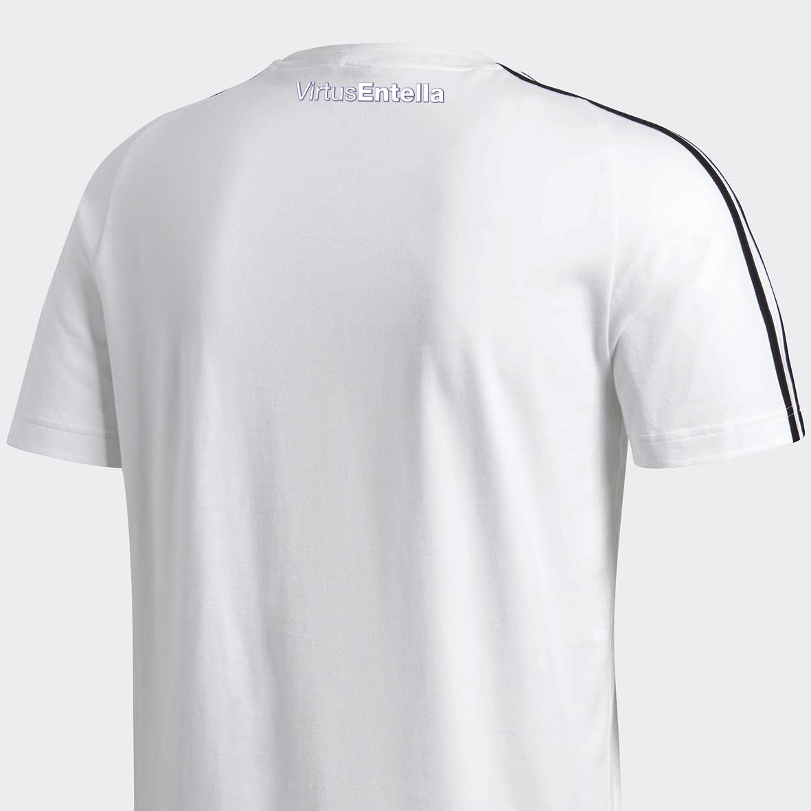 T-shirt ADIDAS Bianca 3s - Virtus Entella Store
